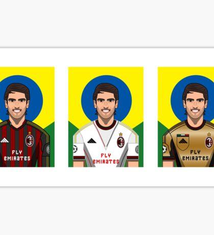 Kaka Milan Sticker