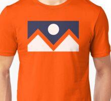 Denver Flag - alternate colors Unisex T-Shirt