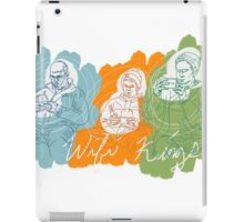 Wifi Kings iPad Case/Skin