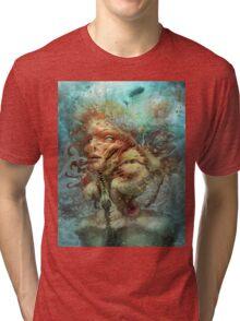 The Fortress Mimic Tri-blend T-Shirt