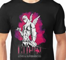 Cupid: love and superheroes Unisex T-Shirt