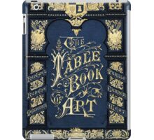 The Table book of Art design iPad Case/Skin