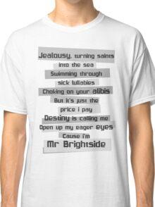 mrbbbb Classic T-Shirt