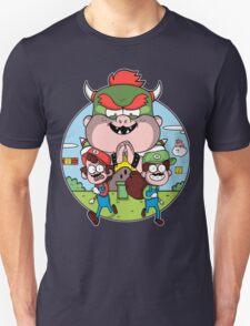 Super Mystery Bros T-Shirt