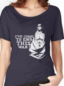 """Shanks """"This shit is done !"""" Women's Relaxed Fit T-Shirt"""