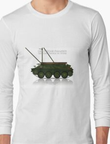Bergepanzer 38(t) - Armoured recovery vehicle - Hetzer Long Sleeve T-Shirt