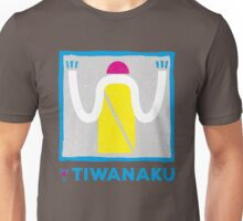 Say Hi! to people from Tiwanaku Unisex T-Shirt
