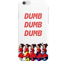 RED VELVET - DUMB DUMB iPhone Case/Skin