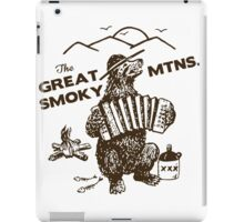 The Great Smoky Mountains iPad Case/Skin