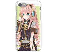 Megurine Luka iPhone Case/Skin
