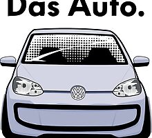 VW UP by KristinScott21