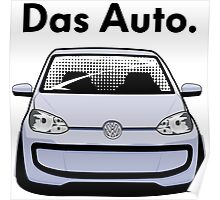 VW UP Poster