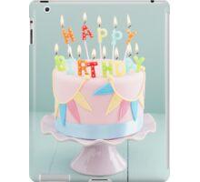 Birthday cake iPad Case/Skin
