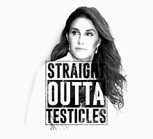 Caitlyn straight outta testicles Unisex T-Shirt