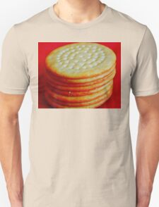 tower of cheese biscuit   T-Shirt