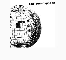 LCD Soundsystem Glitter Ball Womens Fitted T-Shirt