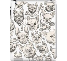 FRENCHIE FEVER iPad Case/Skin