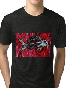 Red Snapper Tri-blend T-Shirt