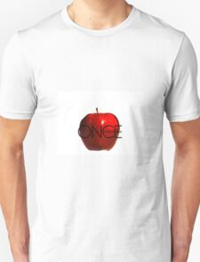 once upon a time apple T-Shirt