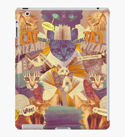 Cats n Books n Books n Cats iPad Case/Skin