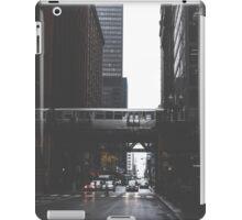 Chicago L #1 iPad Case/Skin