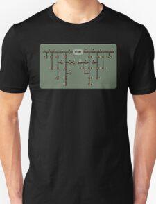 Morse code decoder T-Shirt