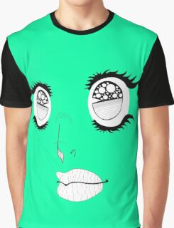 Bright Faace Graphic T-Shirt