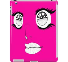 Bright Faace iPad Case/Skin