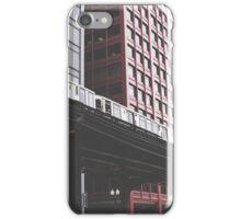 Chicago L #3 iPhone Case/Skin
