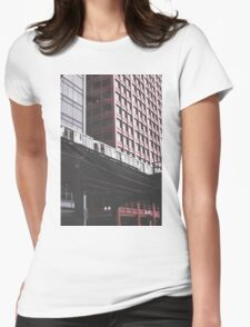 Chicago L #3 Womens Fitted T-Shirt