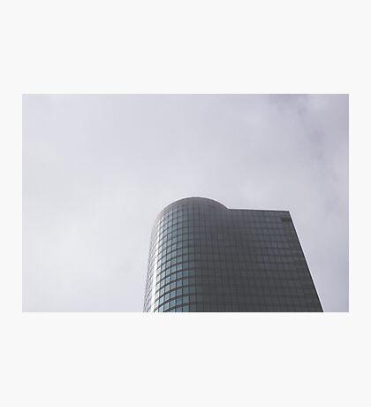 Chicago Skyscraper Simplistic Photographic Print