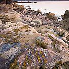 Gairloch evening light by Christopher Cullen