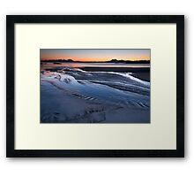 Camas a Charraig Framed Print