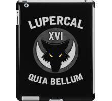 LUPERCAL - QUIA BELLUM iPad Case/Skin