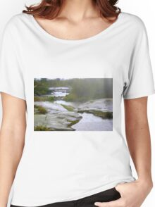 Rocks On Lake Superior Women's Relaxed Fit T-Shirt