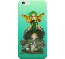 Green Fairy .. iphone case iPhone Case/Skin