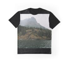 Glacier Natl Park #1 Graphic T-Shirt