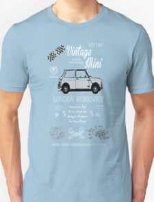 Retro Mini Workshop T-Shirt