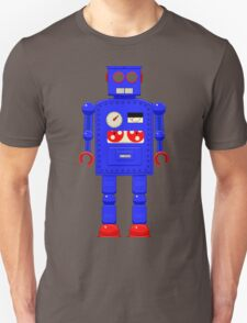 Retro vintage toy robot  T-Shirt