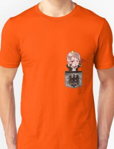 Prussia Pocket Chibi Unisex T-Shirt