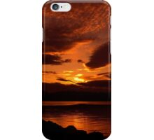 Auburn Skies iPhone Case/Skin
