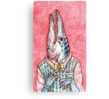 barracuda boy Canvas Print