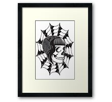 Sweetheart (White) Framed Print