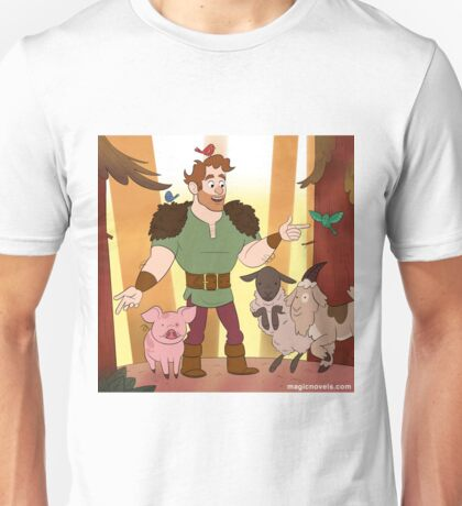 Willis the Brute Unisex T-Shirt