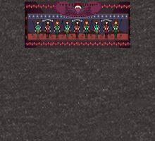 Marsian Squadron Tapestry 01 Mens V-Neck T-Shirt