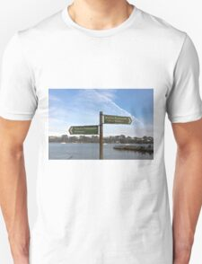 A Nice Place To Live T-Shirt