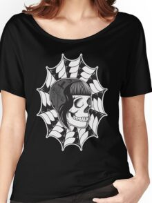 Sweetheart (Black) Women's Relaxed Fit T-Shirt