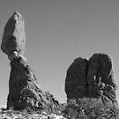 Balancing Rock, Arches National Park, Utah by cshphotos