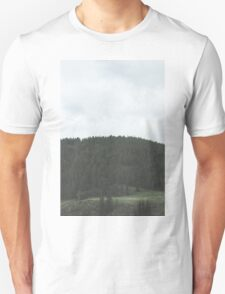 Simplistic Green Forest T-Shirt