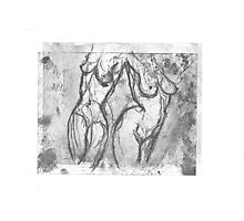 CONTINUITY OF THE HUMAN FORM Photographic Print